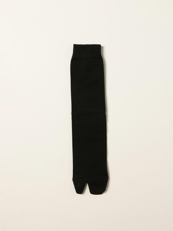 Calcetines Maison Margiela: Calcetines hombre Maison Margiela negro 1