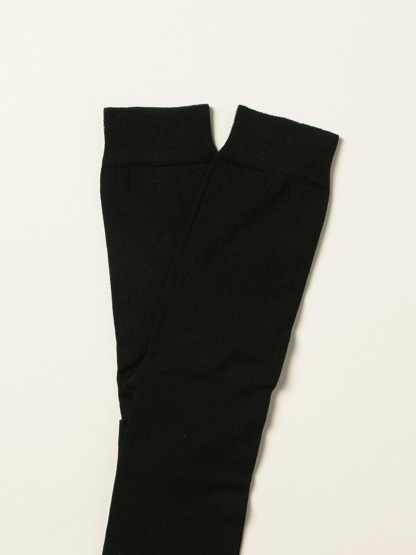 Calcetines Maison Margiela: Calcetines hombre Maison Margiela negro 2