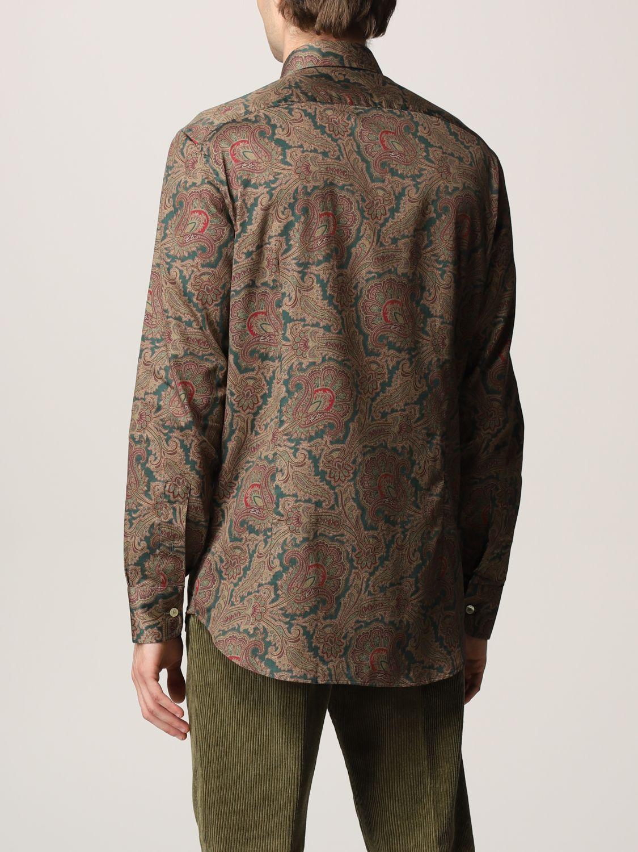 Camisa Etro: Camisa hombre Etro fantasía 3