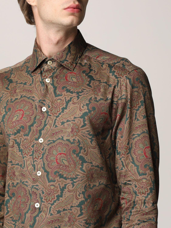 Camisa Etro: Camisa hombre Etro fantasía 5