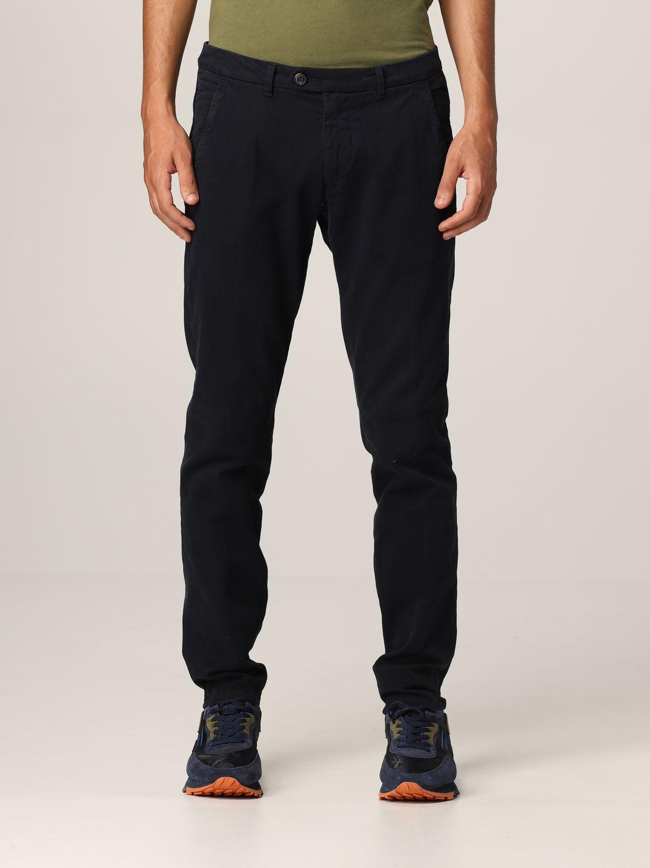 Pantalón Roy Rogers: Pantalón hombre Roy Rogers azul oscuro 1
