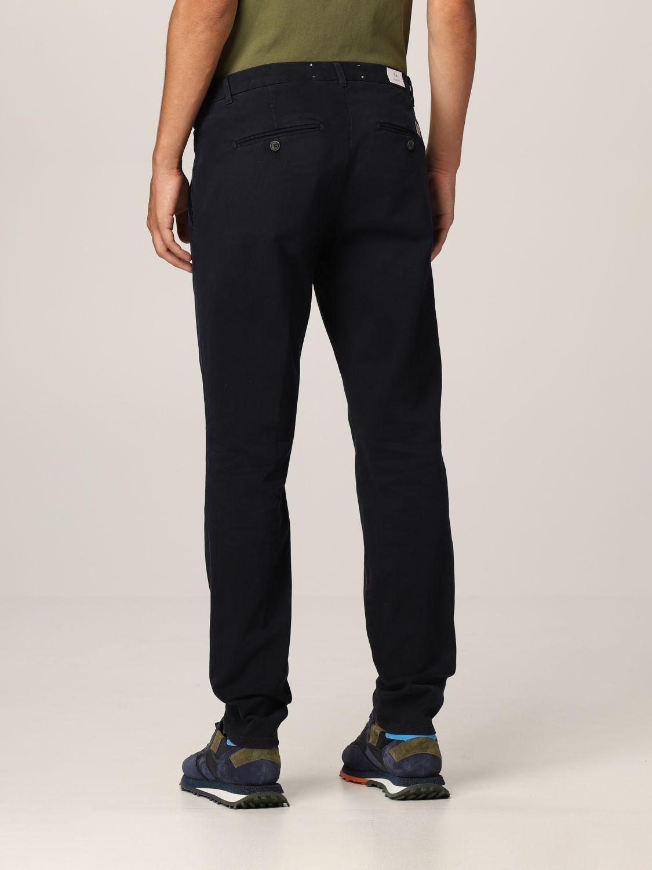 Pantalón Roy Rogers: Pantalón hombre Roy Rogers azul oscuro 2