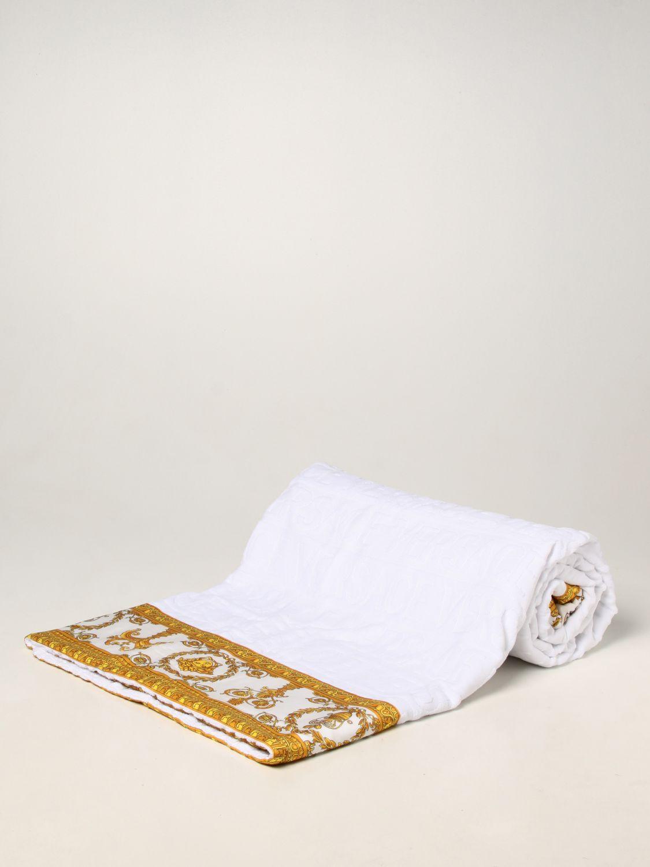 Toalla de baño Versace: Toalla de baño hombre Versace blanco 1