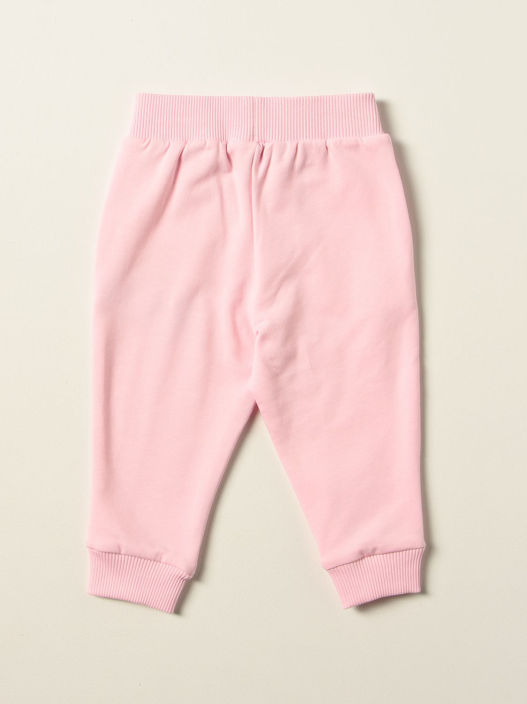 Pantalone Chiara Ferragni: Pantalone jogging Eyes Flirting Chiara Ferragni in cotone rosa 2