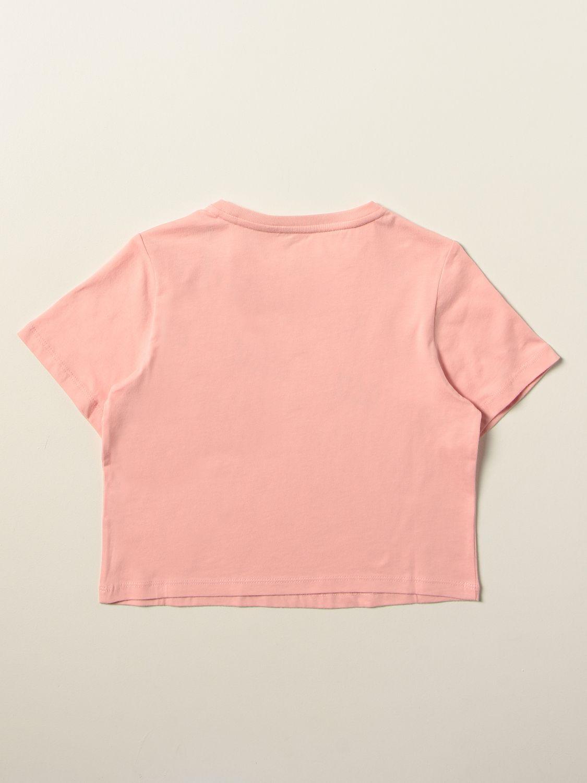 T-shirt Ea7: T-shirt enfant Ea7 rose 2