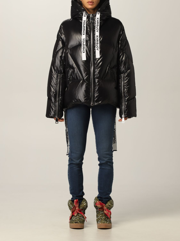 Jacket Khrisjoy: Jacket women Khrisjoy black 1