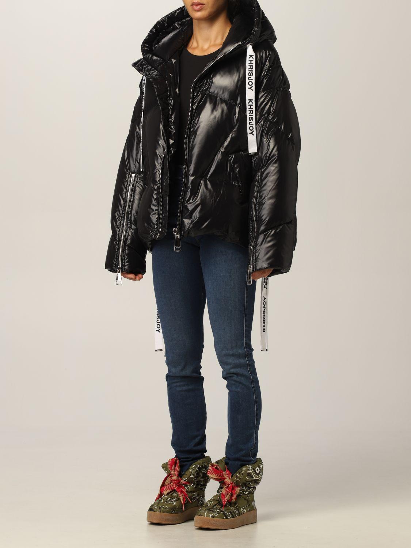 Jacket Khrisjoy: Jacket women Khrisjoy black 3