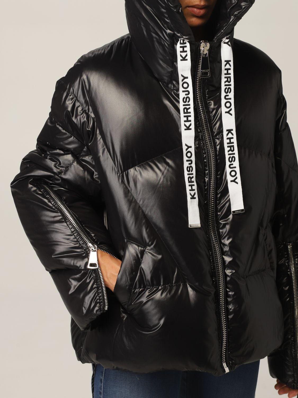 Jacket Khrisjoy: Jacket women Khrisjoy black 4