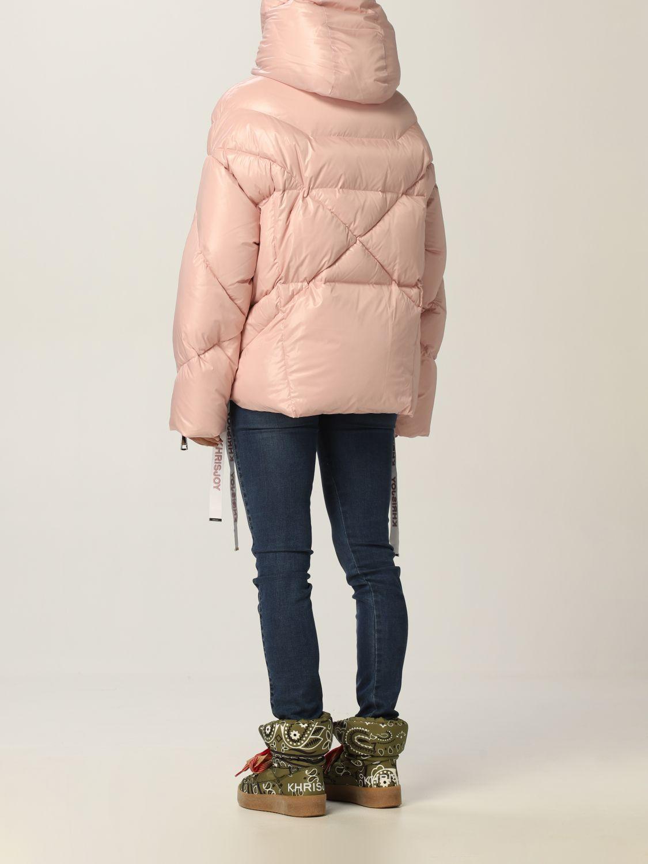 Jacket Khrisjoy: Jacket women Khrisjoy pink 2