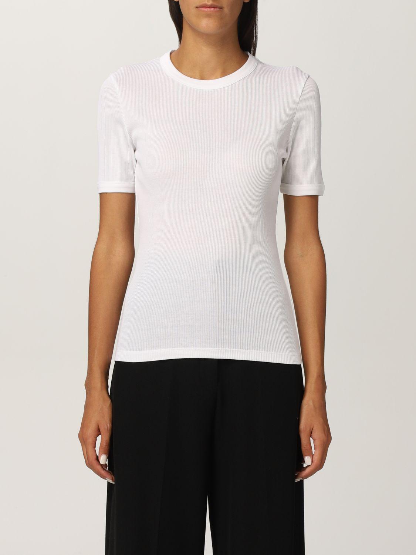 T恤 Rohe: T恤 女士 Rohe 白色 1