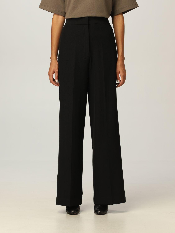裤子 Rohe: 裤子 女士 Rohe 黑色 1