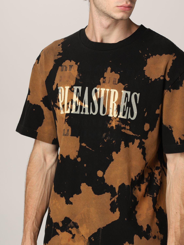 T-shirt Pleasures: T-shirt men Pleasures black 3