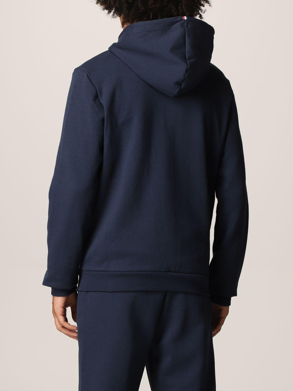Sweatshirt Le Coq Sportif: Sweatshirt men Le Coq Sportif blue 3