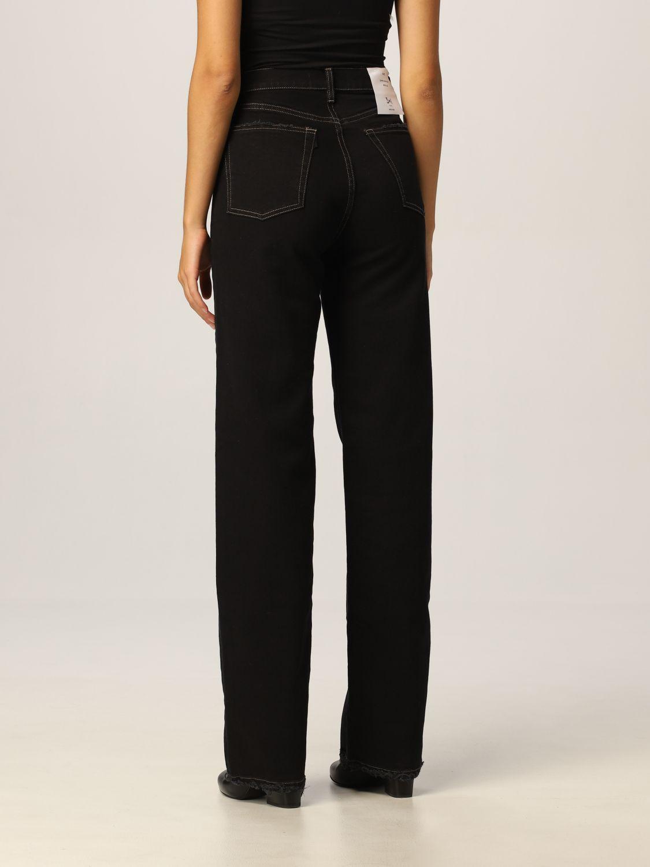Pantalone 3X1: Pantalone donna 3x1 nero 2
