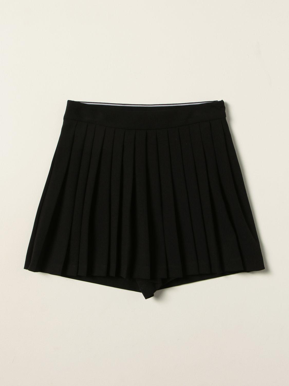 Pantaloncino Twin Set: Pantaloncino Twin Set Bambino nero 1