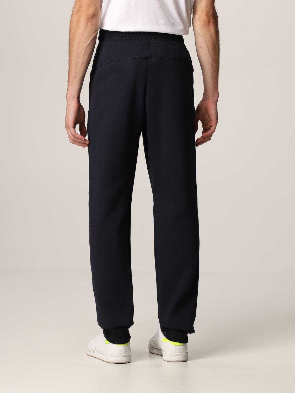 Trousers Le Coq Sportif: Trousers men Le Coq Sportif blue 2
