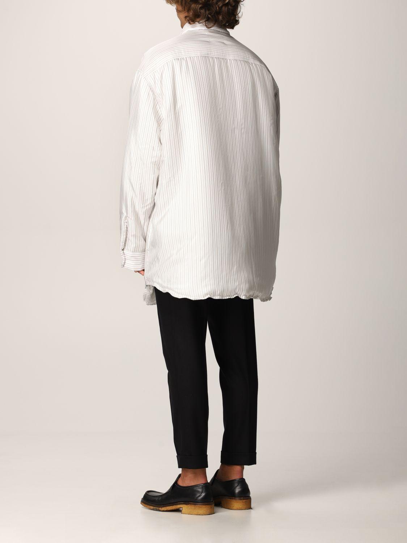 Camisa Maison Margiela: Camisa hombre Maison Margiela blanco 3