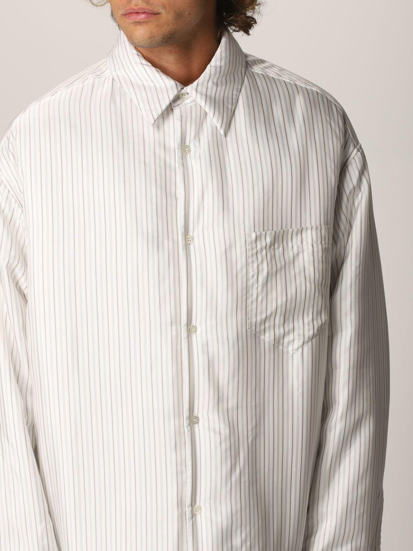 Camisa Maison Margiela: Camisa hombre Maison Margiela blanco 5