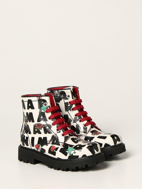 Обувь Marni: Обувь Детское Marni черный 2