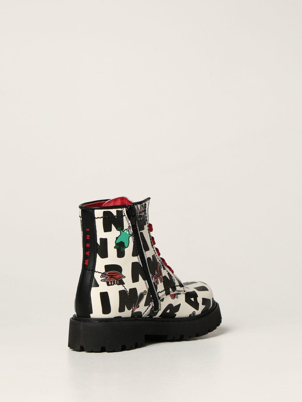 Обувь Marni: Обувь Детское Marni черный 3