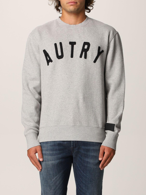 Sudadera Autry: Sudadera hombre Autry gris 1 1