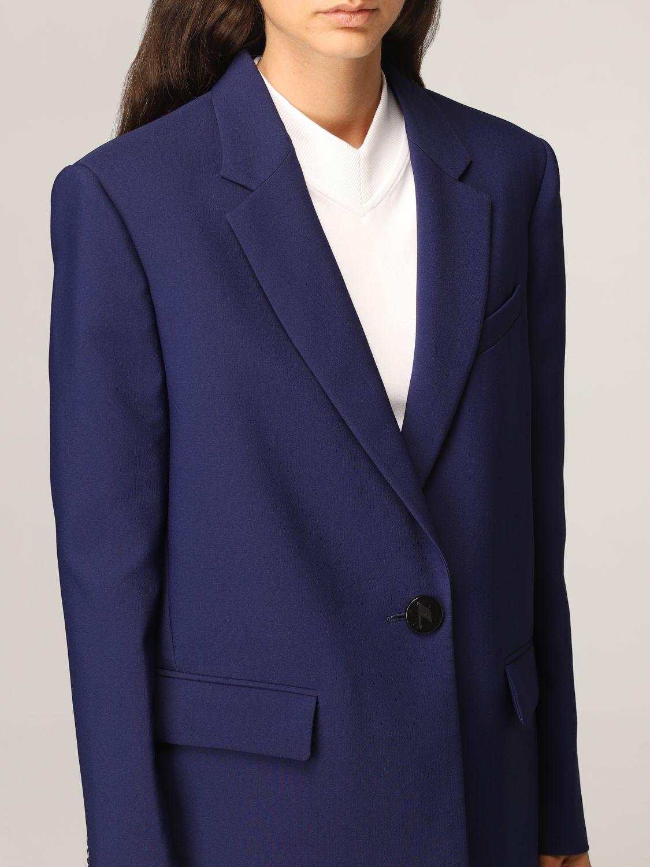 Blazer The Attico: Blazer damen The Attico blau 5