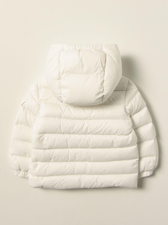 Giacca Moncler: Giubbotto Moncler in nylon bianco 2