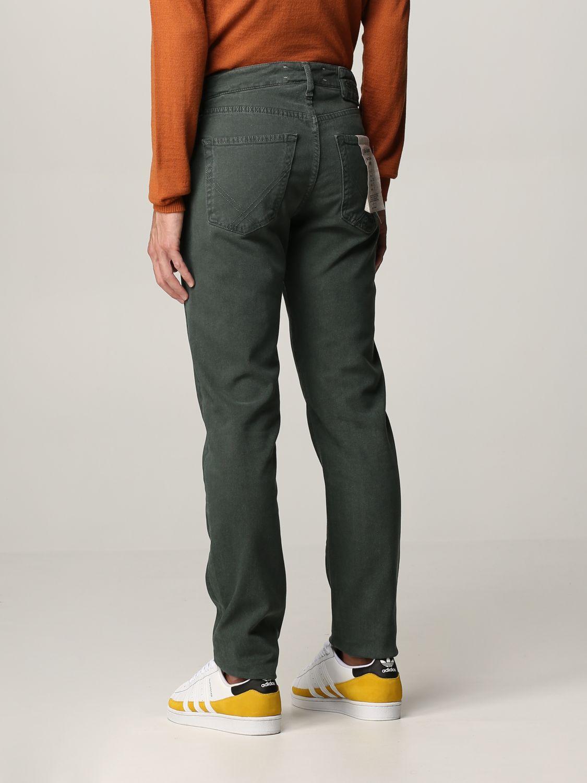 Pantalón Roy Rogers: Pantalón hombre Roy Rogers musgo 2