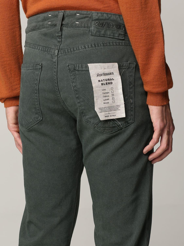 Pantalón Roy Rogers: Pantalón hombre Roy Rogers musgo 3