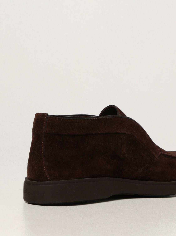 Zapatos Santoni: Zapatos hombre Santoni marrón 3