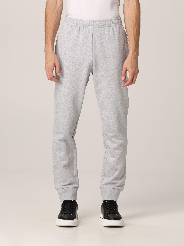 Pantalón Lacoste: Pantalón hombre Lacoste gris 1
