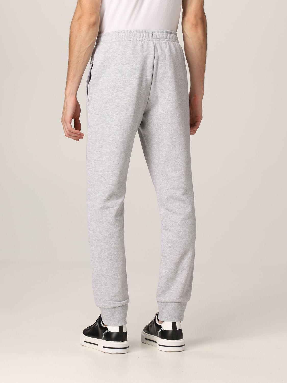 Pantalón Lacoste: Pantalón hombre Lacoste gris 2