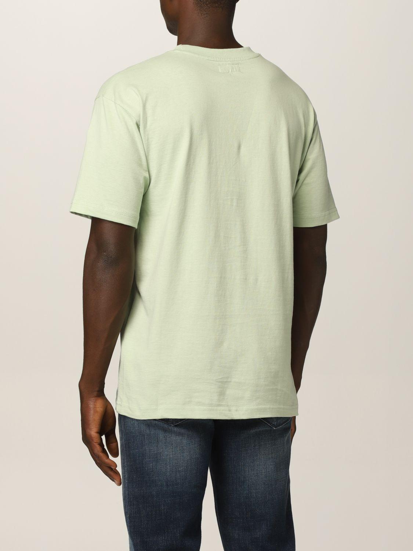Camiseta Chinatown Market: Camiseta hombre Chinatown Market verde 2