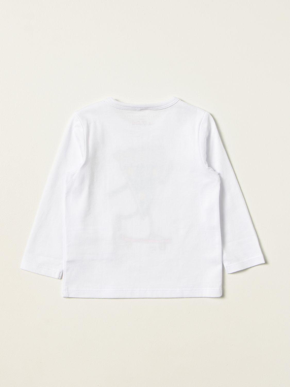 T-shirt Stella Mccartney: T-shirt bambino Stella Mccartney bianco 2