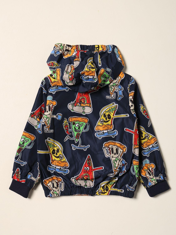 Jacket Stella Mccartney: Jacket kids Stella Mccartney blue 2