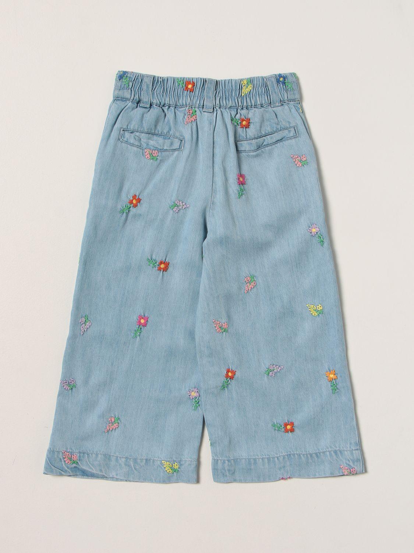Jeans Stella Mccartney: Jeans kids Stella Mccartney denim 2