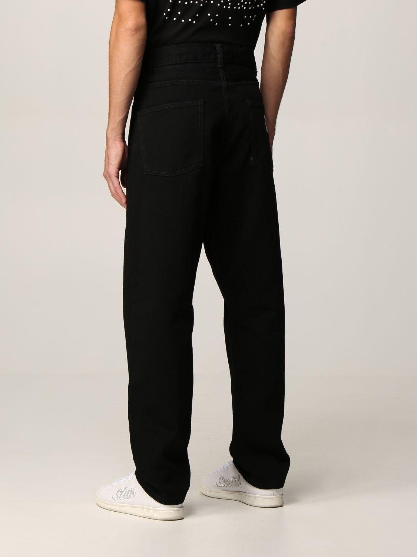 Jeans Carhartt: Jeans hombre Carhartt negro 1 3