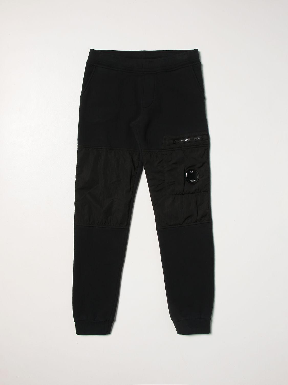 Trousers C.p. Company: Trousers kids C.p. Company black 1