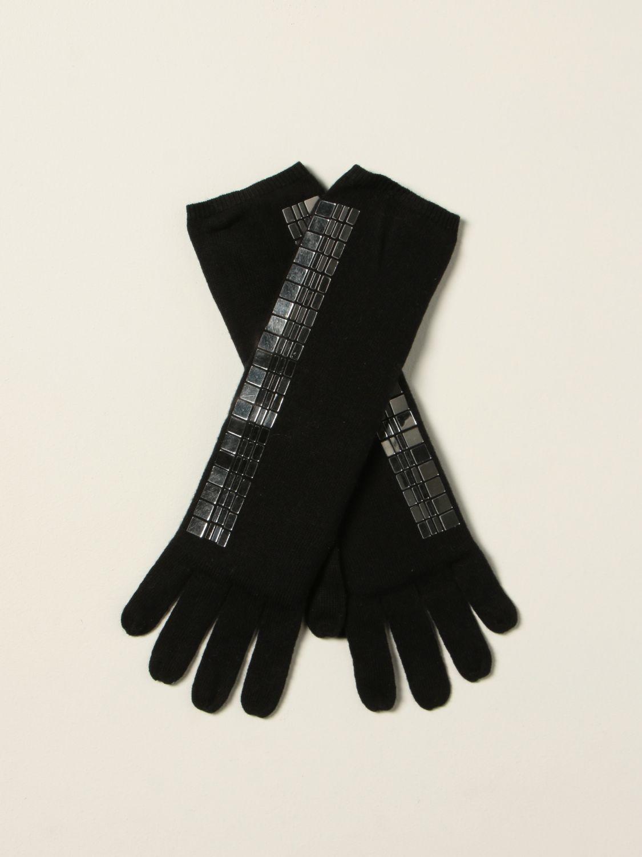 Handschuhe Twin Set: Handschuhe damen Twin Set schwarz 1
