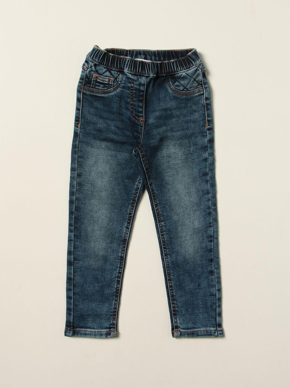 Jeans Monnalisa: Jeans kids Monnalisa blue 1