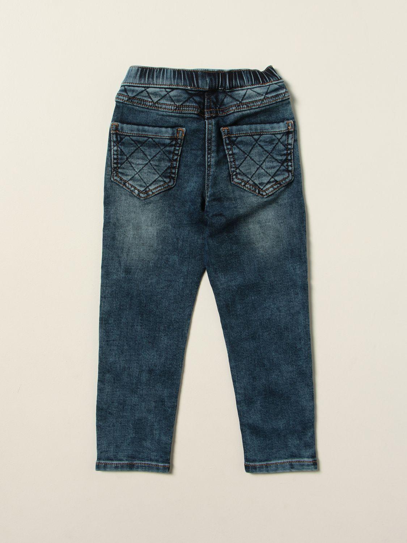 Jeans Monnalisa: Jeans kids Monnalisa blue 2