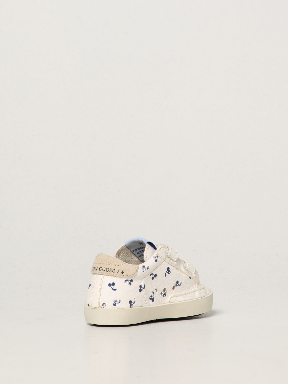 Scarpe Bonpoint: Sneakers Bonpoint x Golden Goose in nappa bianco 3