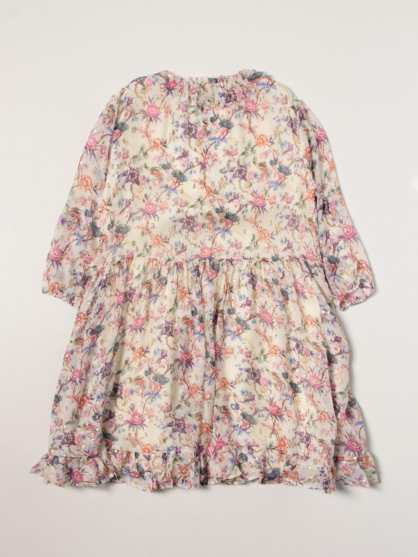 Robe Bonpoint: Robe enfant Bonpoint rose 2