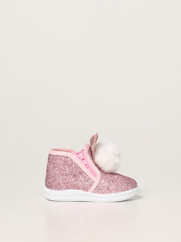 Zapatos Monnalisa: Zapatos niños Monnalisa rosa 1