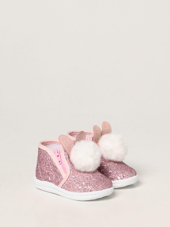 Zapatos Monnalisa: Zapatos niños Monnalisa rosa 2