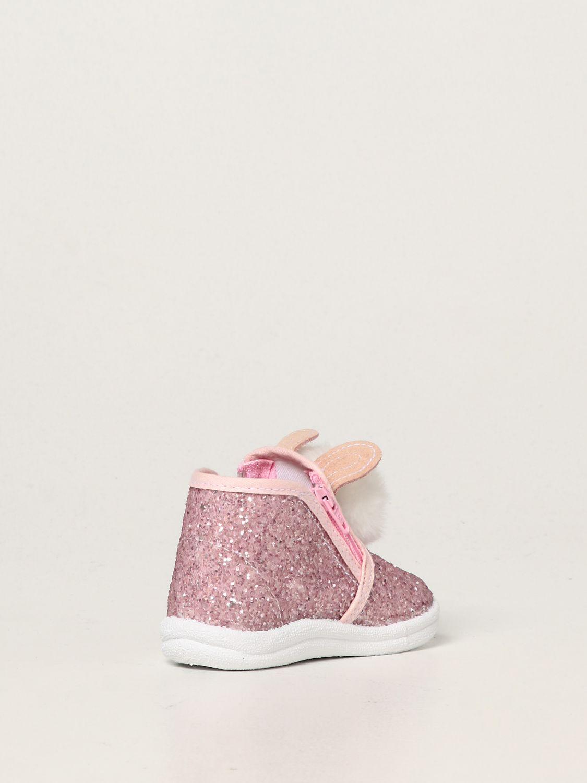 Zapatos Monnalisa: Zapatos niños Monnalisa rosa 3