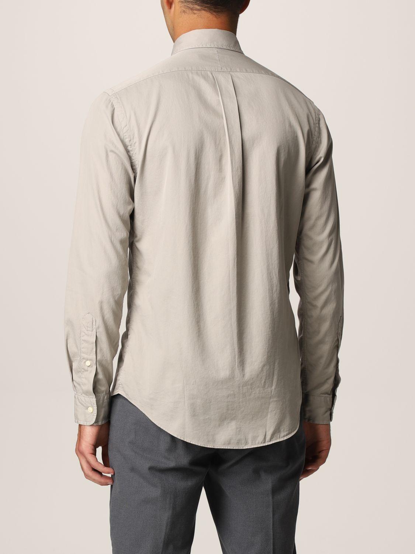 Camisa Polo Ralph Lauren: Camisa hombre Polo Ralph Lauren gris 2
