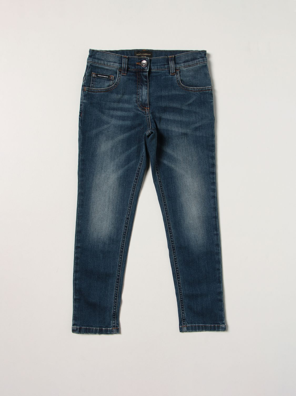 Jeans Dolce & Gabbana: Dolce & Gabbana children's jeans blue 1