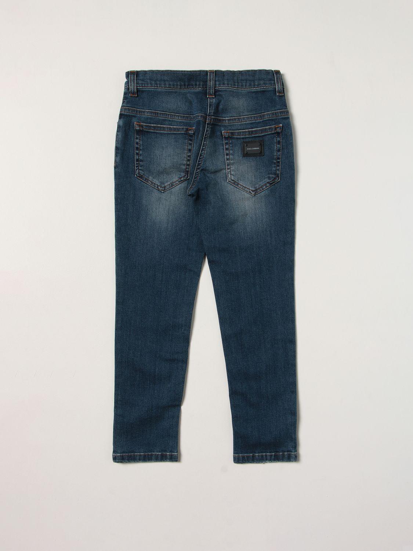 Jeans Dolce & Gabbana: Dolce & Gabbana children's jeans blue 2