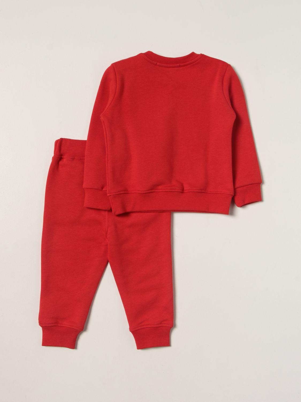 Jumpsuit Msgm Kids: Clothing set kids Msgm Kids red 2